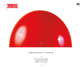 THE RED BALLOON PROJECT/release the pain